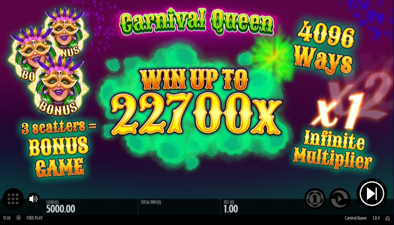 carnival queen game