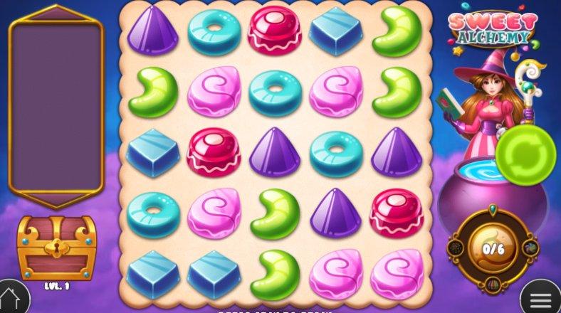 game grid