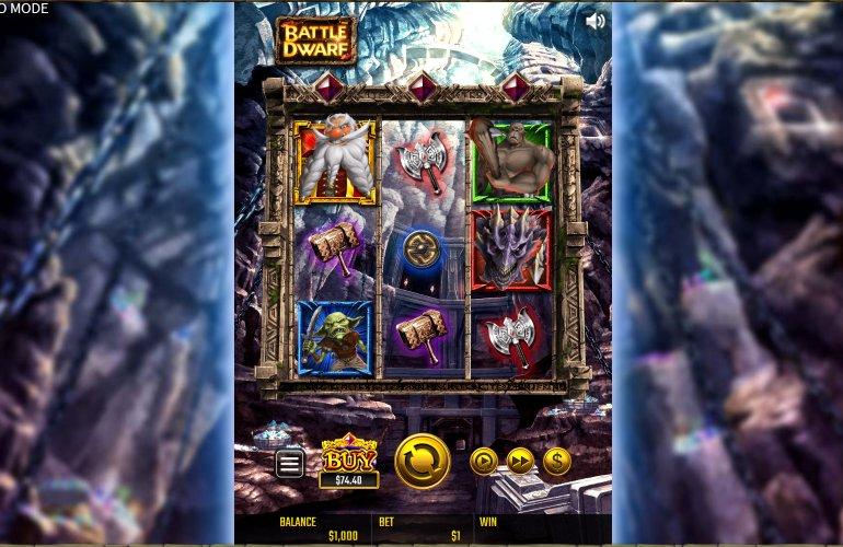 battle dwarf gameplay