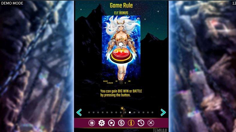 elf bonus battle dwarf