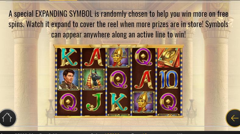 expanding symbol feature