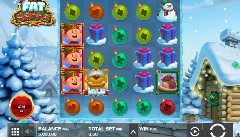 gameplay fat santa