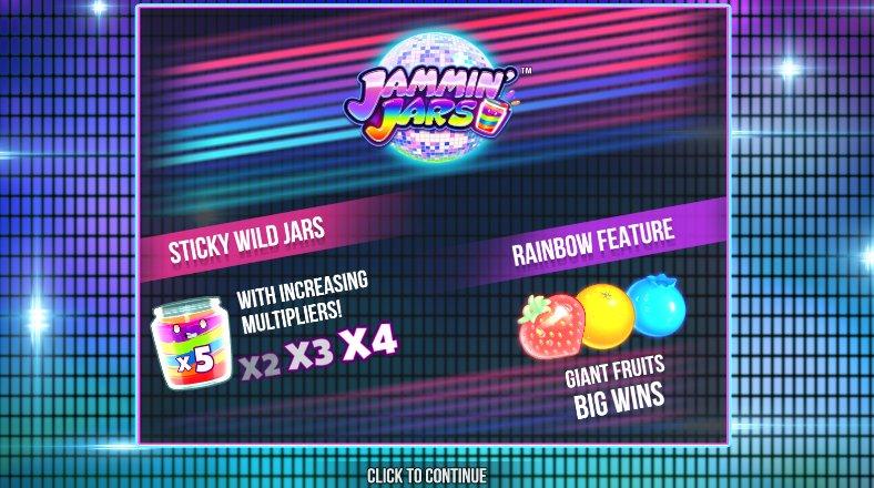jammin' jars gameplay