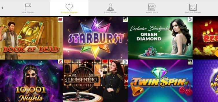 check a lobby of casino cruise