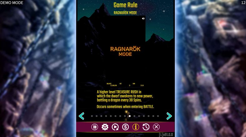 ragnarok mode at battle dwarf