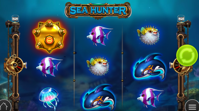 sea hunter grid