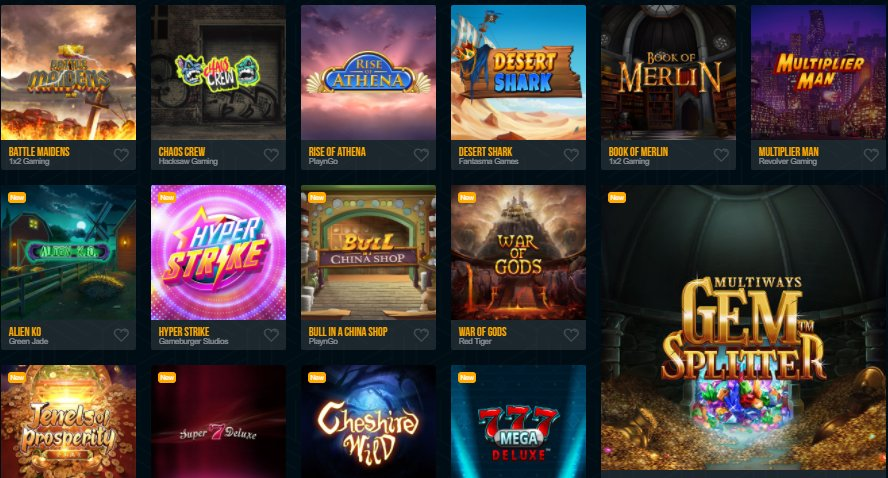 video slots in dream vegas casino