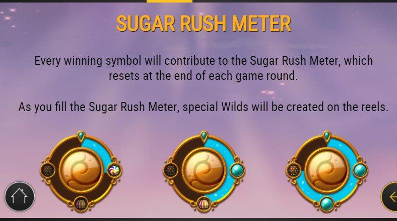 sugar rush meter sweet alchemy