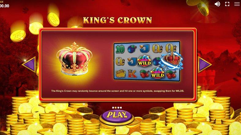 king's crown wild