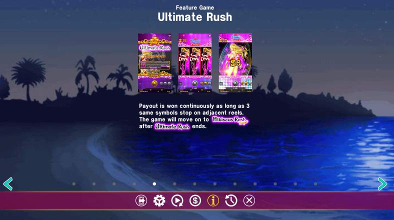 ultimate rush option