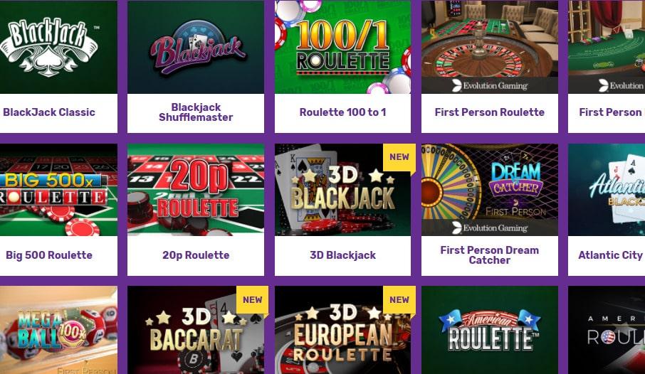 Yako Casino Online Card Games