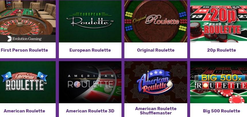 Yako Casino Roulette Variations