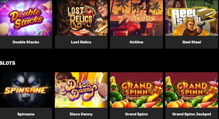 hyper casino netent games