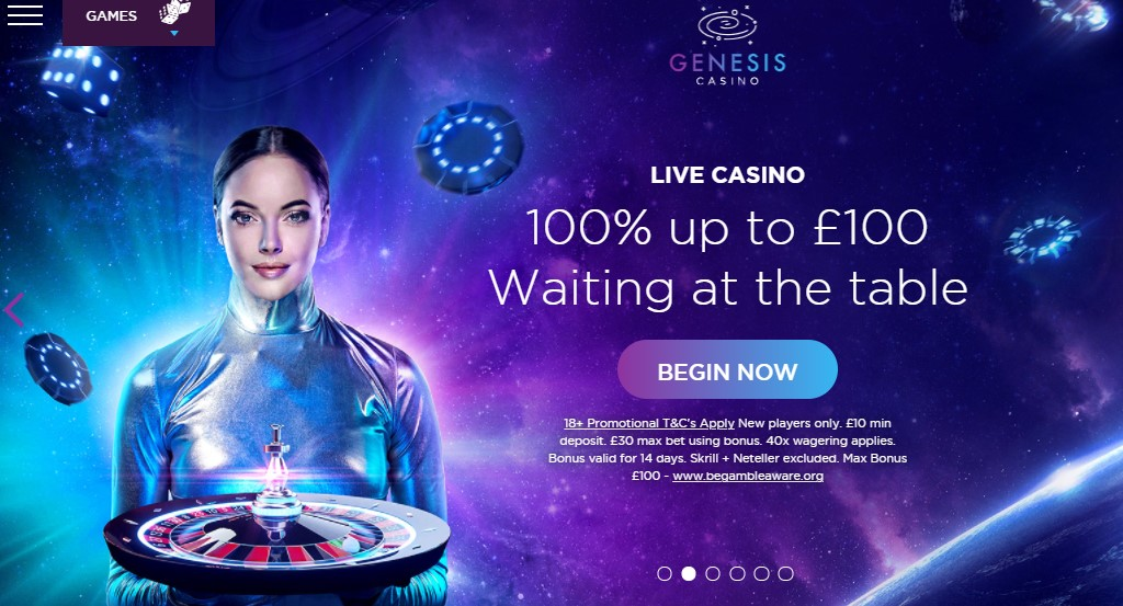 check genesis quality casino